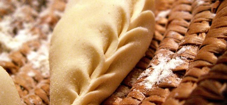 Nuova ricetta per i tradizionali Culurgiones, Pasta ripiena tipica sarda