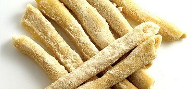 Macarrones de busa-Maccheroni al Ferretto (ricetta base)