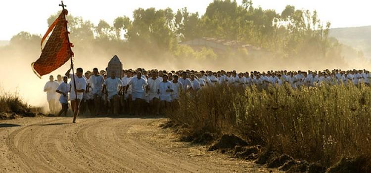 La corsa degli scalzi – San Salvatore – Cabras