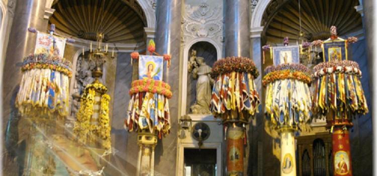 Mostra aperitivo al Museo Sanna di Sassari – I Candelieri