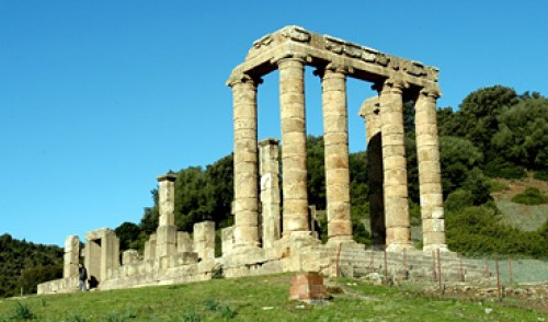 Terme, templi e città: l'eredità romana  della Sardegna