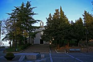 Nuoro Chiesa della Solitudine