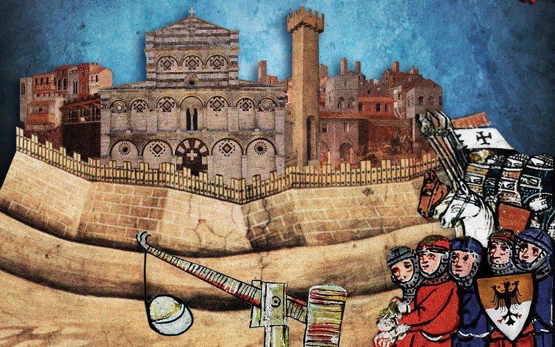 Rievocazioni Mediovali in San Pietro di Sorres