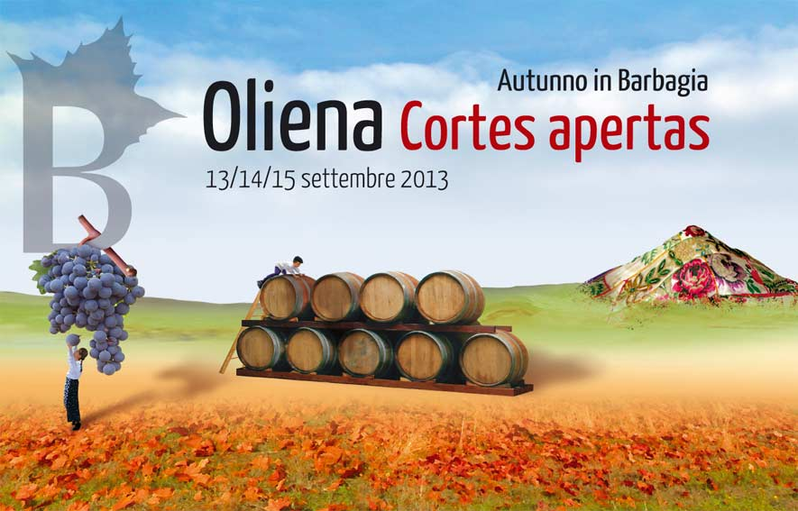 autunno in barbagia - Oliena 2013