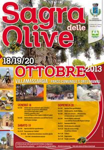 Sagra delle Olive 2013