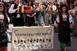Dorgali costume tradizionale