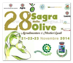 Gonnosfanadiga - sagra delle olive
