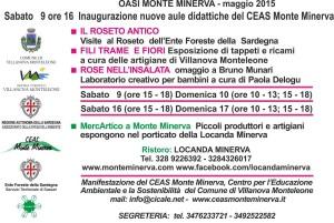 weekend delle rose 2015 monte minerva villanova monteleone