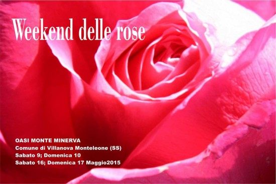 Villanova Monteleone – Weekend delle Rose