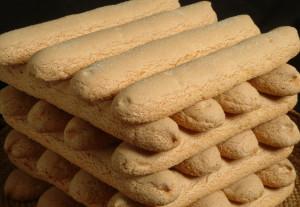 Fonni, Biscotti Savoiardi