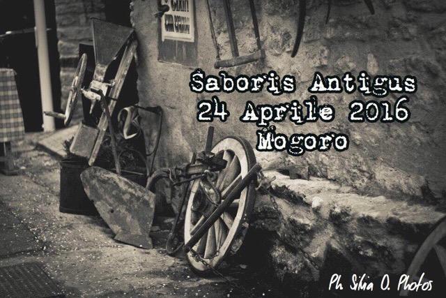 Saboris antigus -Mogoro 2016