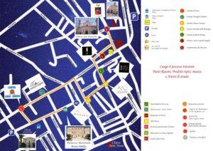 mappa to sorso #calicidisorso2016