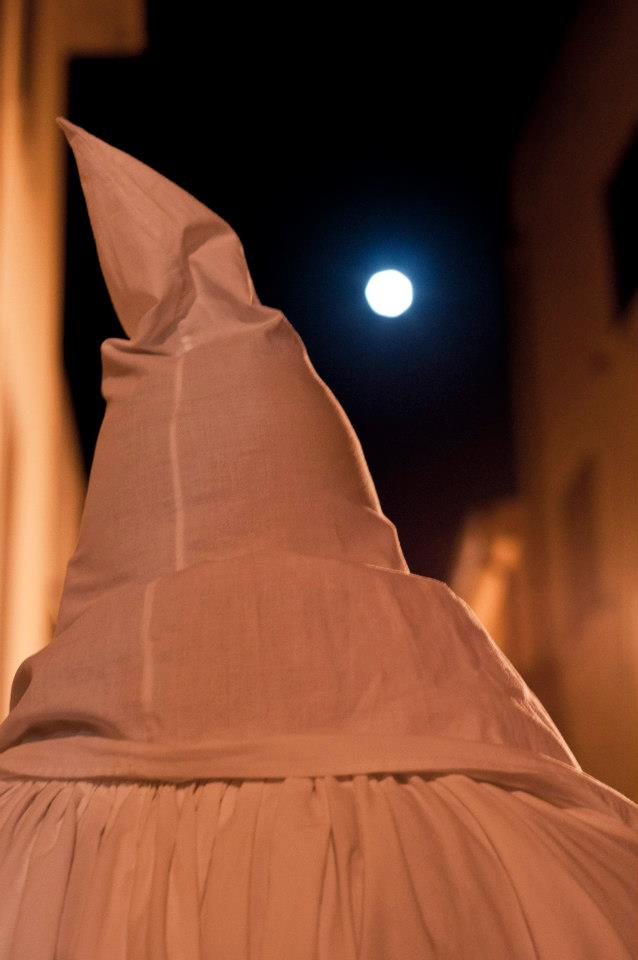 I riti della settimana santa in Sardegna …….2013