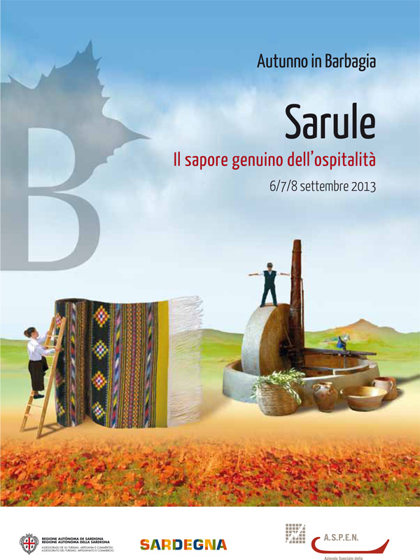 Riparte Autunno in Barbagia: 1a tappa Sarule