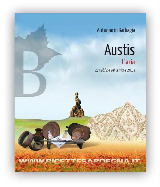 Cortes Apertas 2013 Austis 27-29 settembre