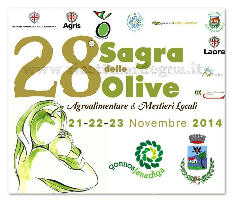 Gonnosfanadiga – Sagra delle Olive