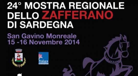 San Gavino Monreale celebra l'oro rosso – lo Zafferano