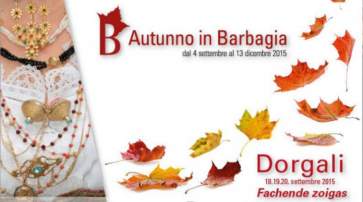 Autunno in Barbagia : Dorgali 2015