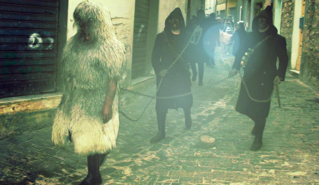 Il carnevale sardo: Fonni e le sue Maschere